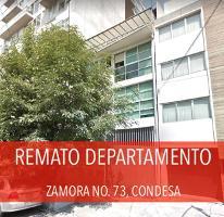 Foto de departamento en venta en zamora 73, condesa, cuauhtémoc, distrito federal, 0 No. 01