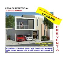 Foto de casa en venta en, zerezotla, san pedro cholula, puebla, 2154204 no 01
