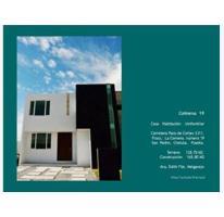 Foto de casa en venta en  , zerezotla, san pedro cholula, puebla, 2908881 No. 01