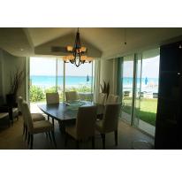 Foto de departamento en venta en, zona hotelera, benito juárez, quintana roo, 1284575 no 01