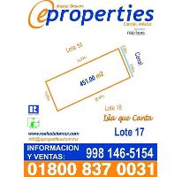 Foto de terreno habitacional en venta en, zona hotelera, benito juárez, quintana roo, 1718842 no 01