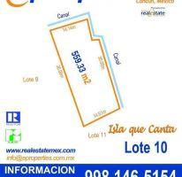 Foto de terreno habitacional en venta en, zona hotelera, benito juárez, quintana roo, 2054376 no 01