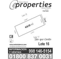 Foto de terreno habitacional en venta en  , zona hotelera, benito juárez, quintana roo, 2312664 No. 01