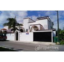Foto de casa en venta en  , zona hotelera, benito juárez, quintana roo, 2635847 No. 01