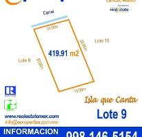 Foto de terreno habitacional en venta en  , zona hotelera, benito juárez, quintana roo, 2635873 No. 01
