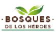 Id 14981550, logo de bosques de los héroes