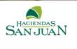 Id 19611478, logo de haciendas san juan