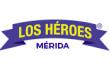 Id 19610975, logo de los héroes mérida