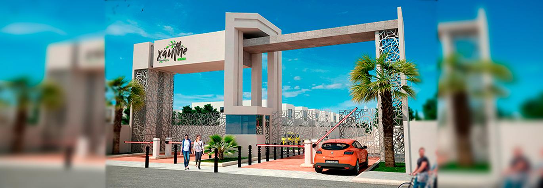 Id 11650576, logo de residencial xanthe