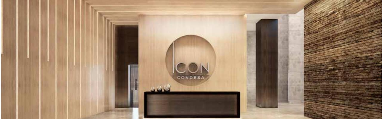 Icon condesa, id 3041602, lobby con concierge, 380