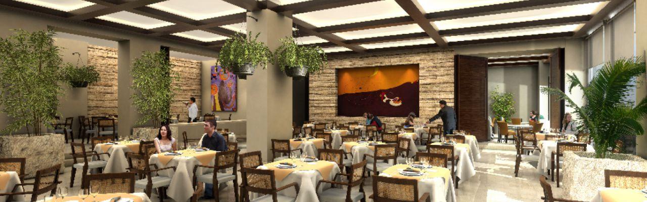 Club residencial bosques, id 1472095, restaurante, 13