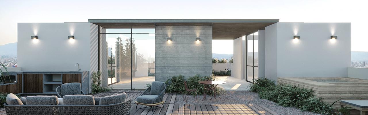 Dumas 327, id 5405404, roof garden, 741