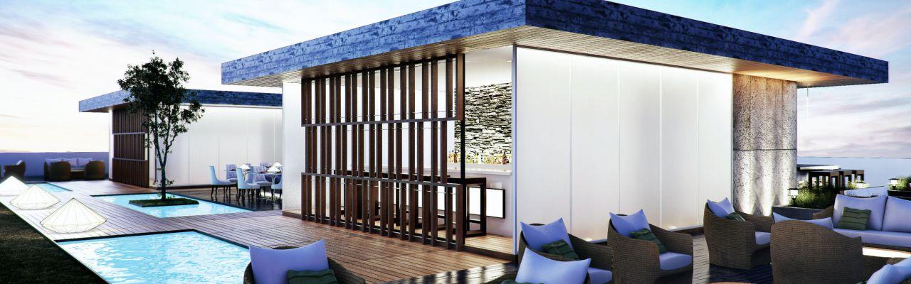 Icon condesa, id 3041602, sky bar lounge, 390