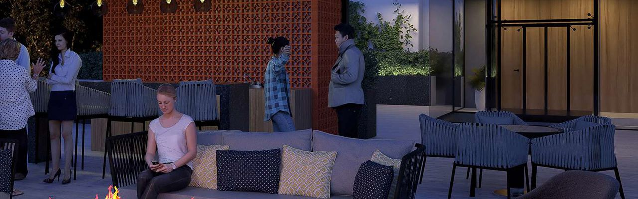 Sennse garden condesa, id 7555791, sky lounge, 899