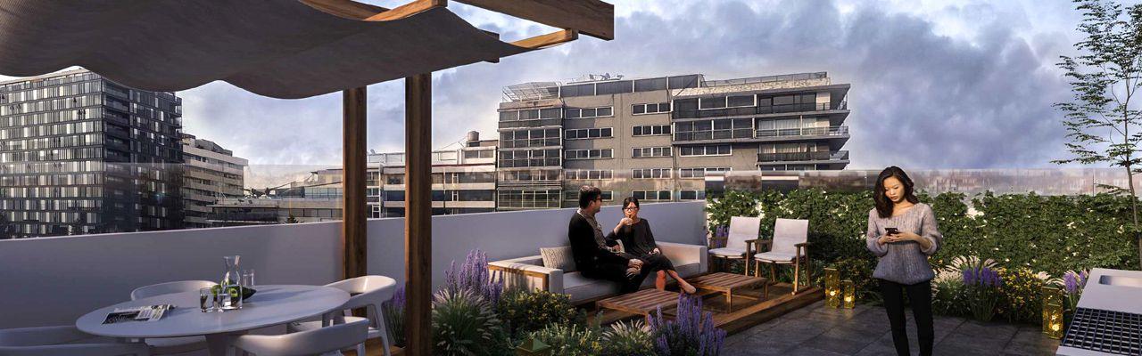 Sennse garden polanco , id 7567317, sky lounge, 909