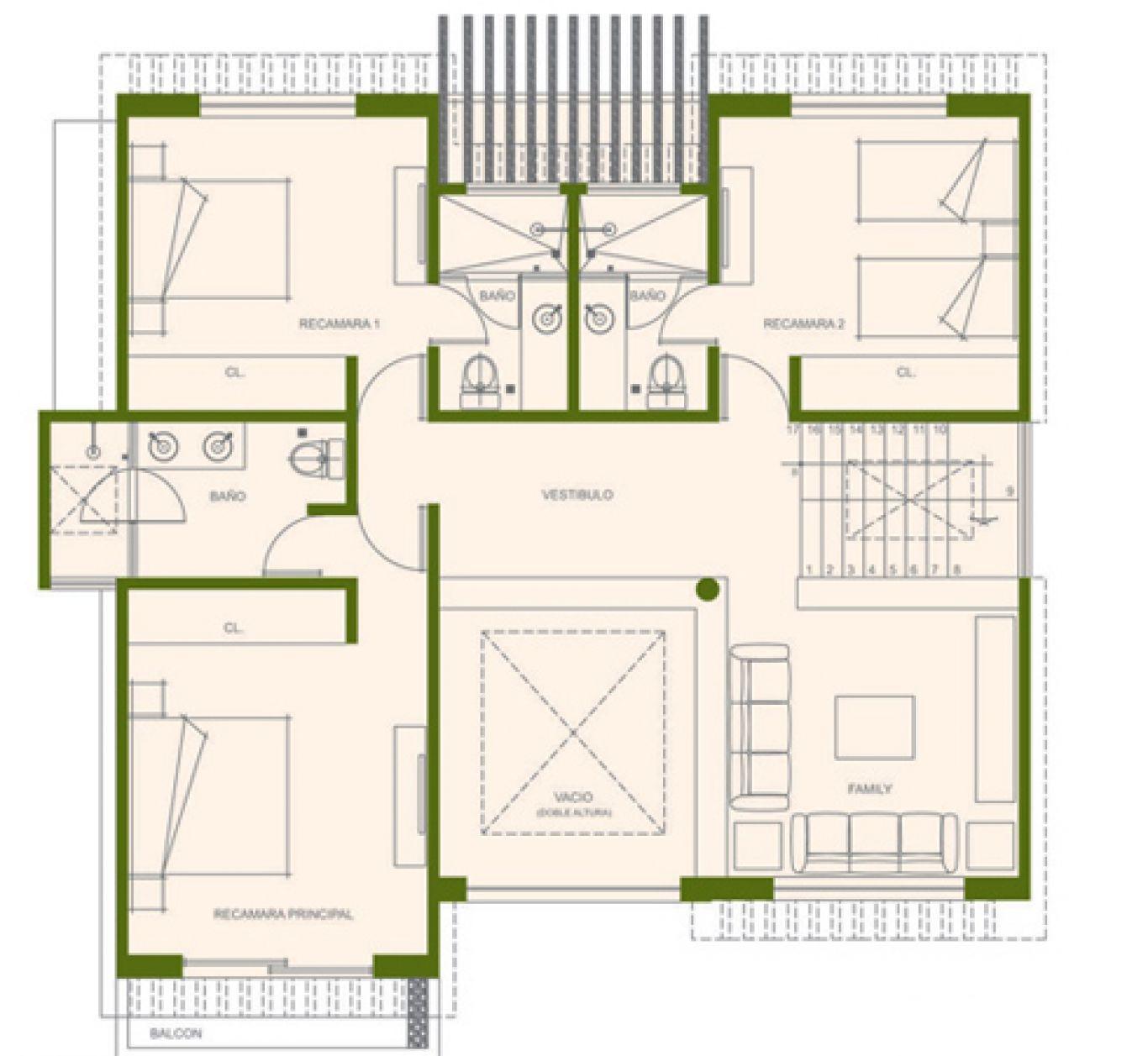 Residencial paraíso country club, id 1525184, no 2, plano de albatross, 403
