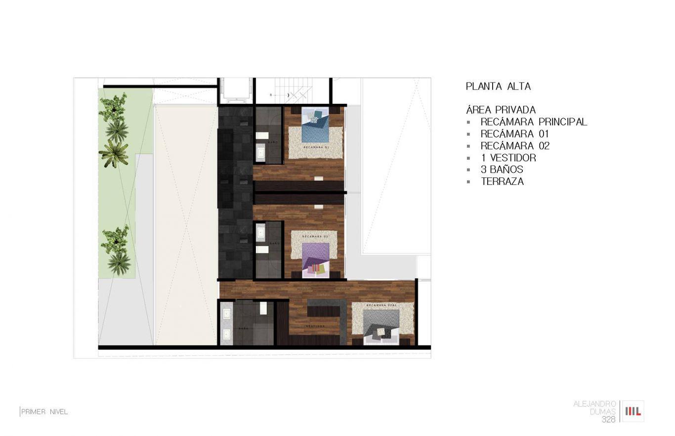 Dumas 328, id 2364171, no 2, plano de garden house 2 , 767