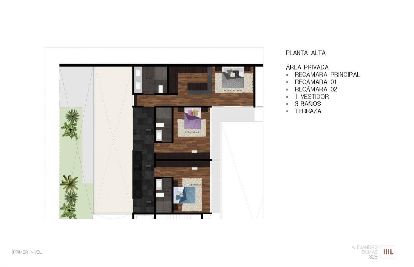 Dumas 328, id 2364171, no 2, plano de garden house 3 , 769
