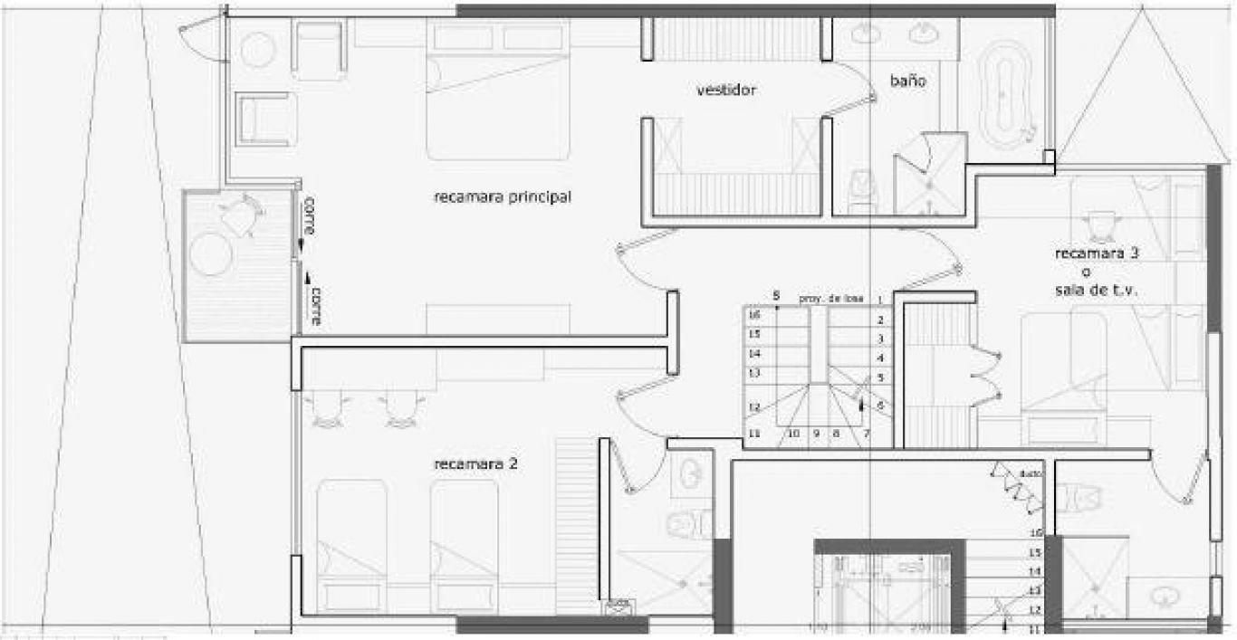 Seneca 335, id 2576364, no 1, plano de pent house , 784