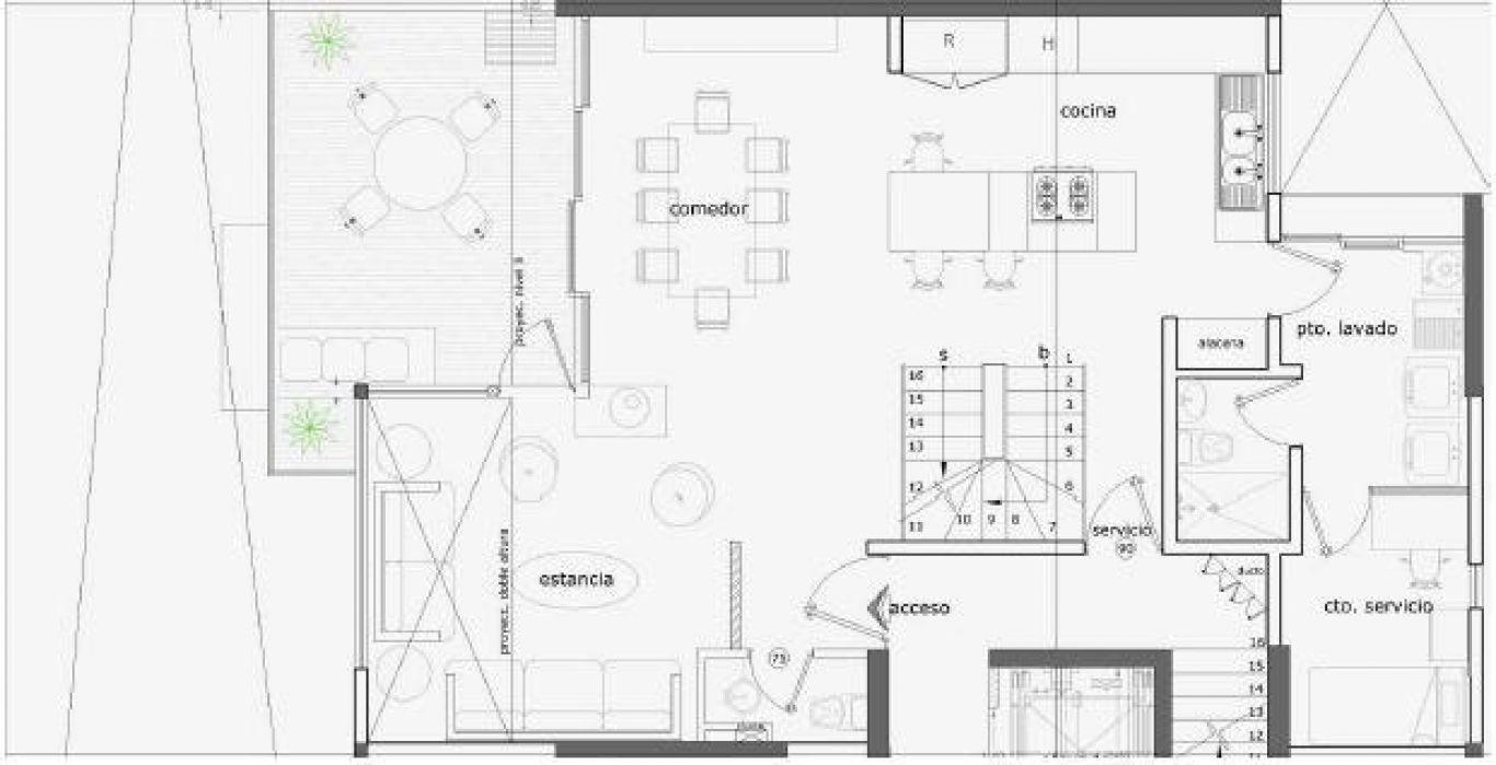 Seneca 335, id 2576364, no 2, plano de pent house , 784