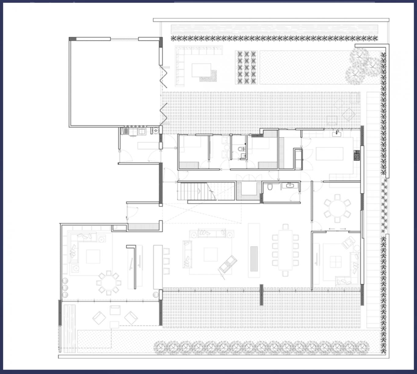 Club residencial bosques, id 1472095, no 2, plano de pentgarden tipo 1, 11