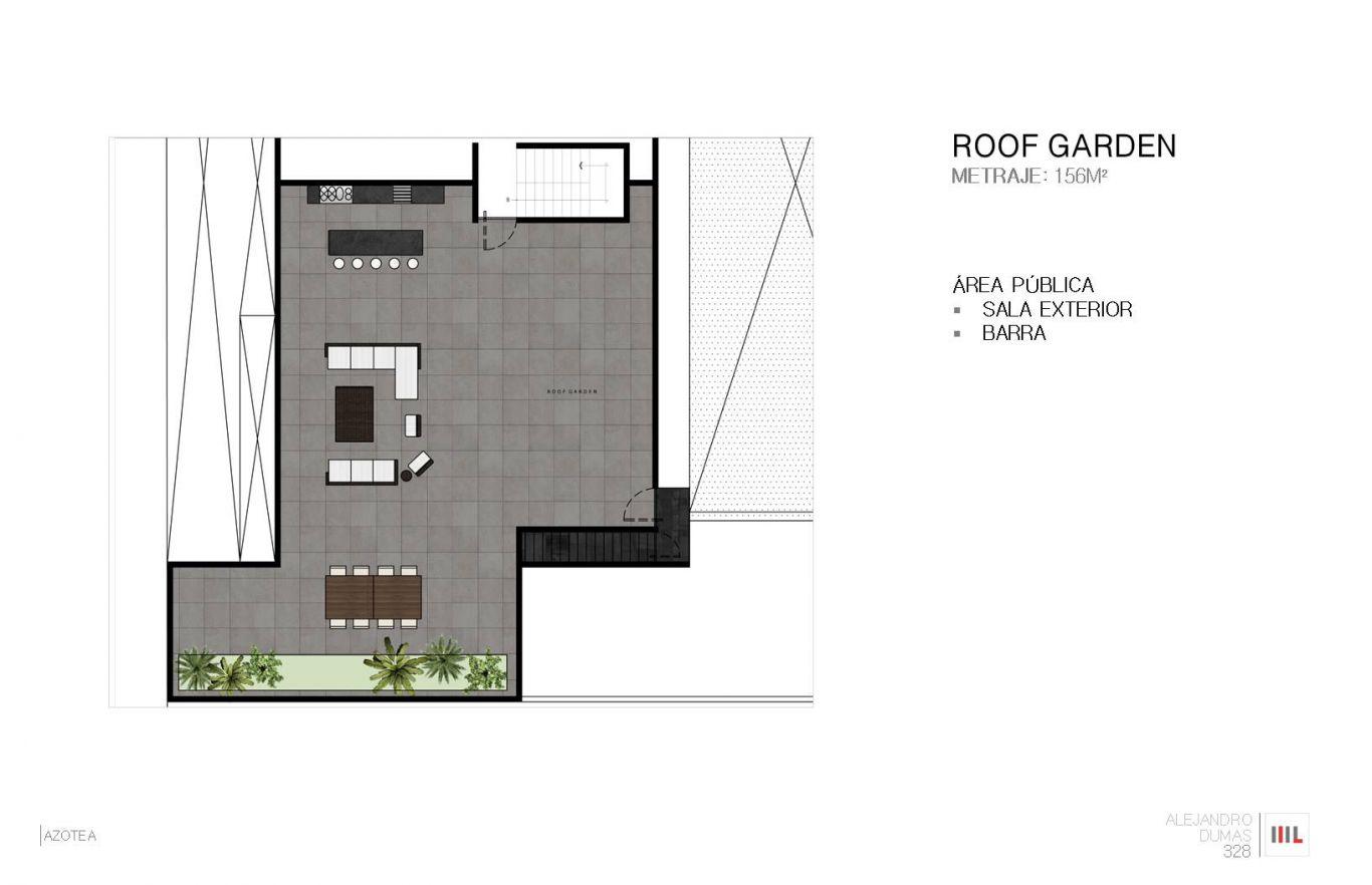 Dumas 328, id 2364171, no 2, plano de penthouse 3 , 780