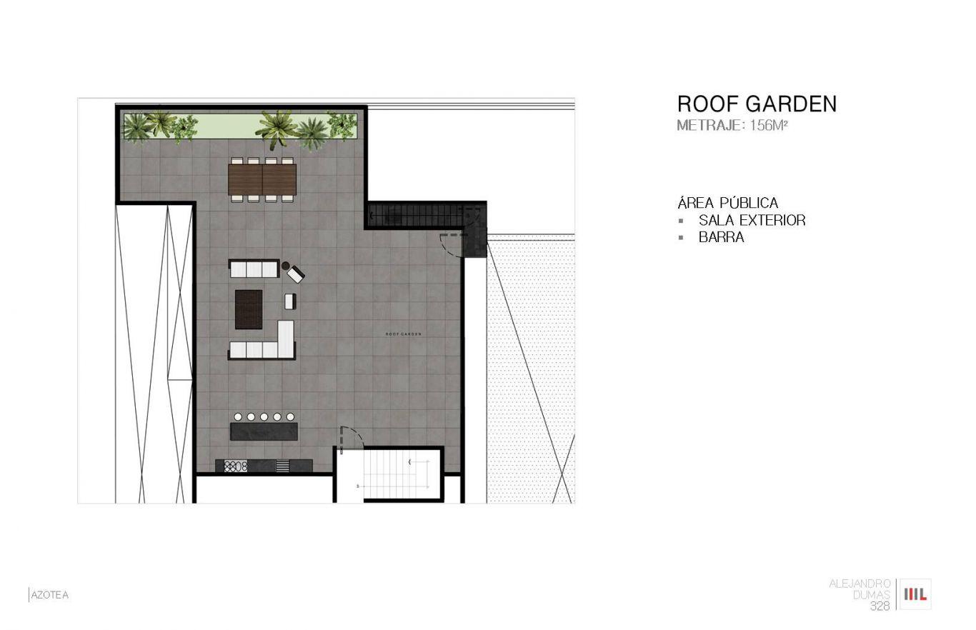 Dumas 328, id 2364171, no 2, plano de penthouse 4 , 782