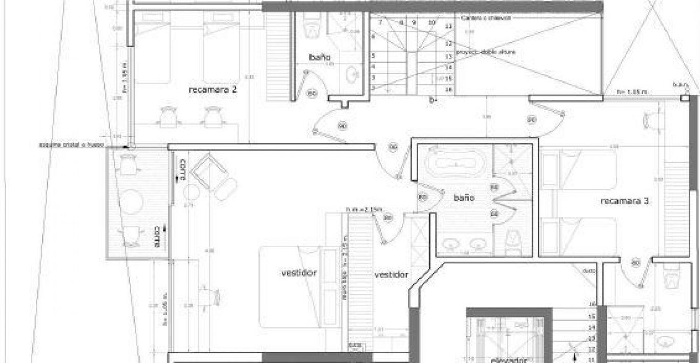 Seneca 335, id 2576364, no 2, plano de town house, 786