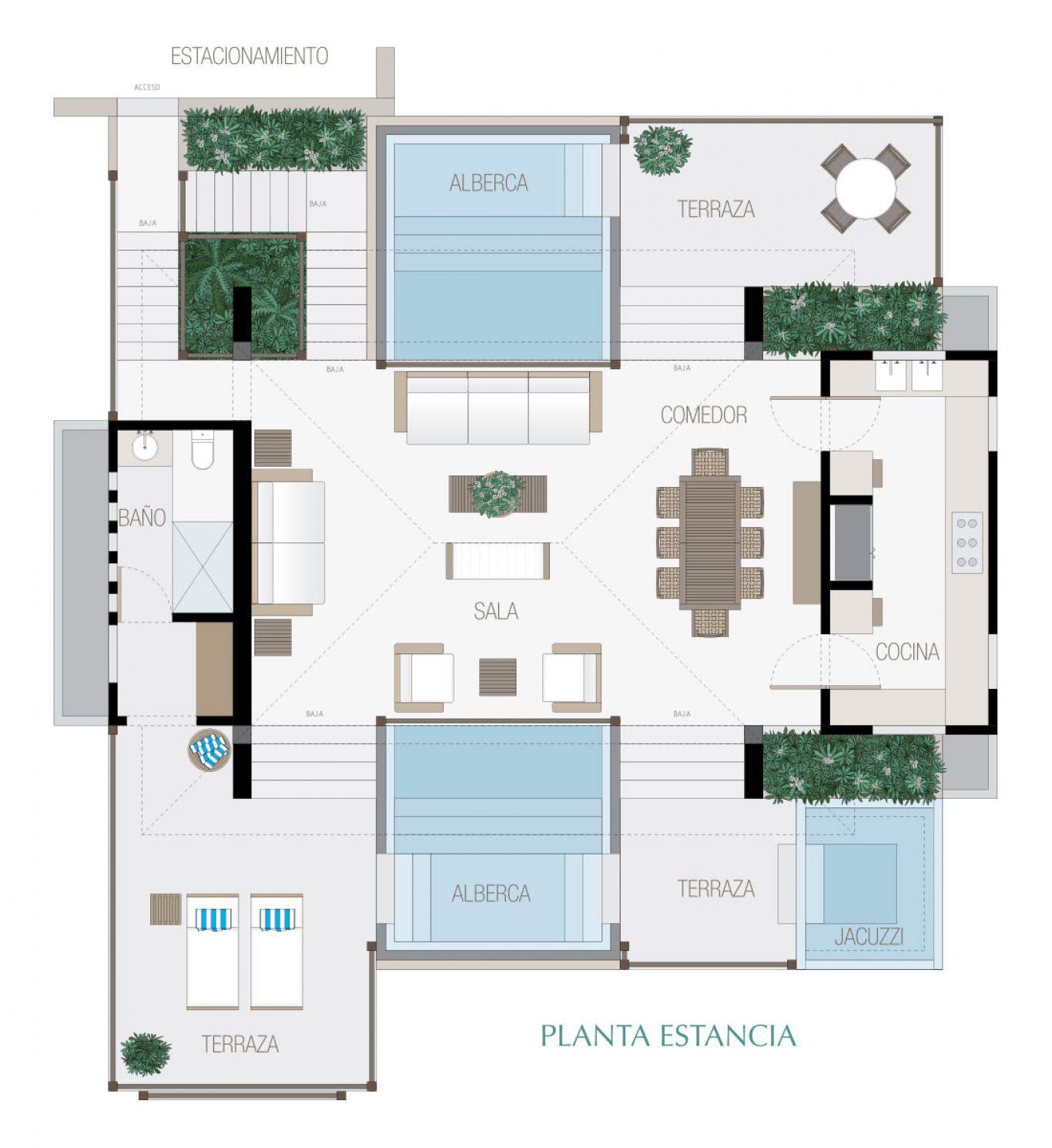 Manai, id 1519068, no 2, plano de villa 10, 300