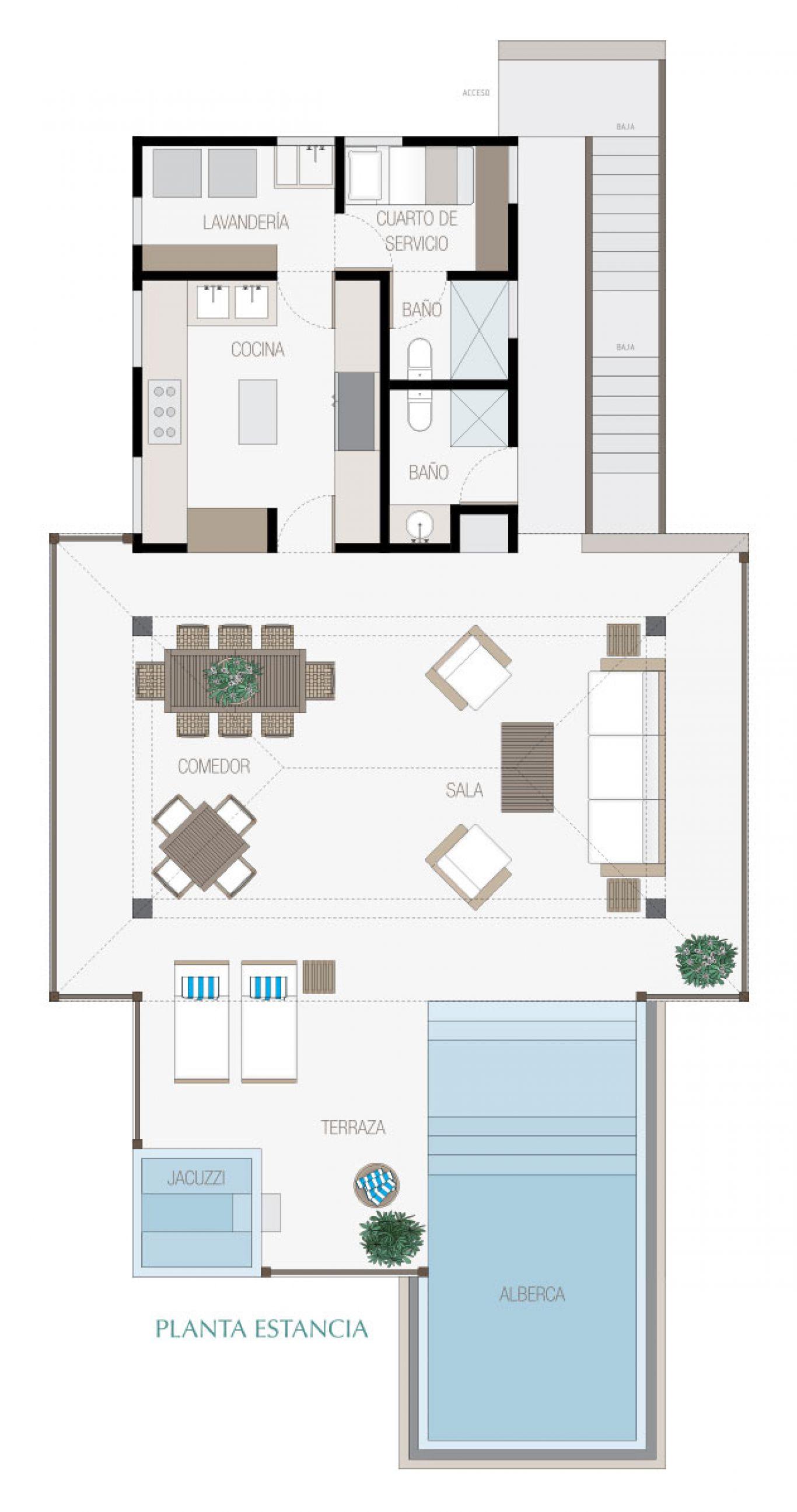 Manai, id 1519068, no 3, plano de villa 11, 298