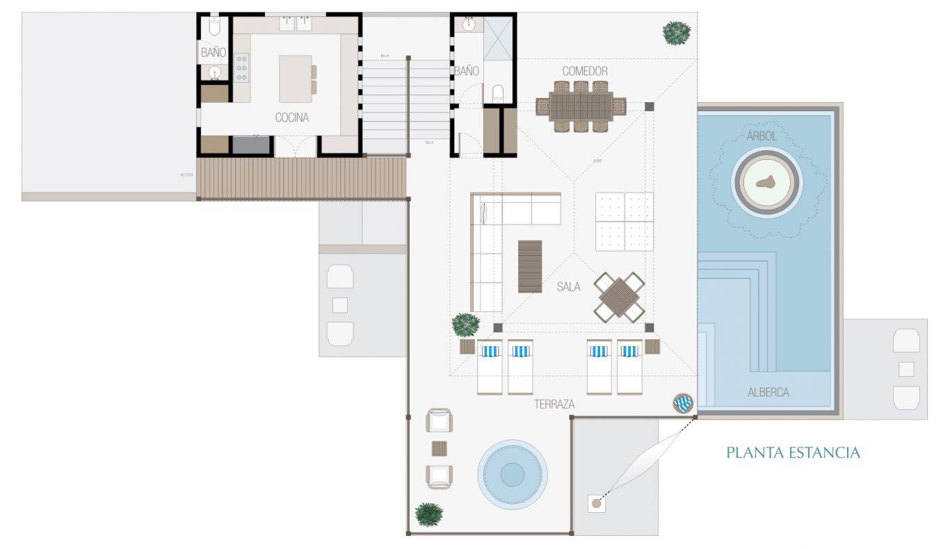 Manai, id 1519068, no 3, plano de villa 2, 286
