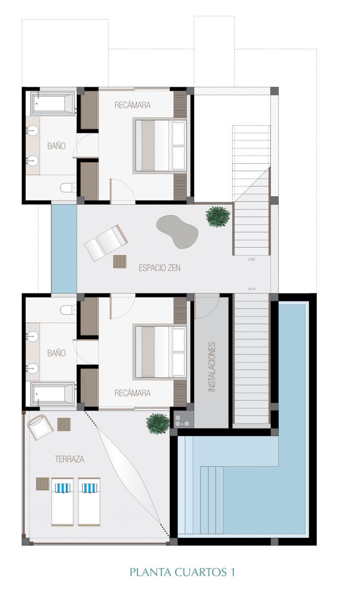 Manai, id 1519068, no 2, plano de villa 4, 296