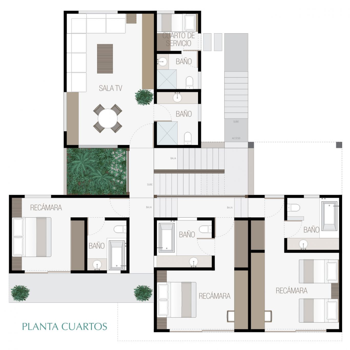 Manai, id 1519068, no 3, plano de villa 6, 292