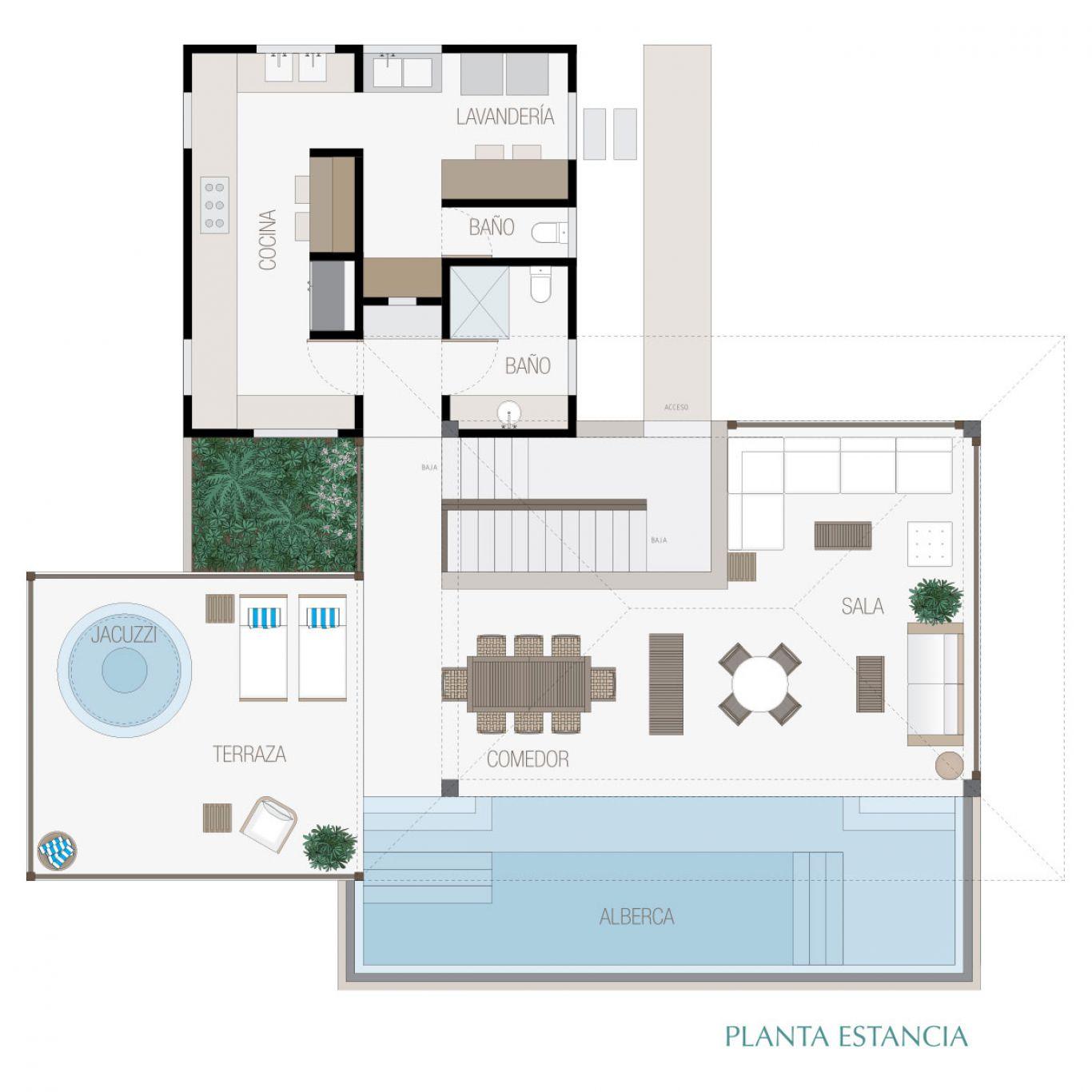 Manai, id 1519068, no 4, plano de villa 6, 292