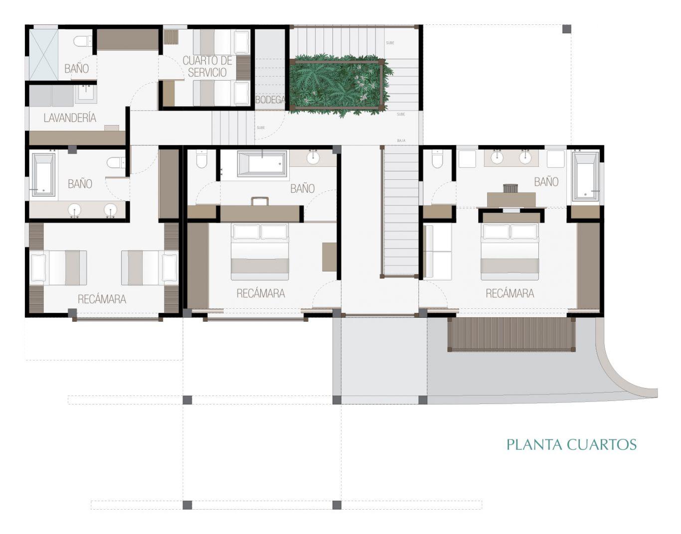 Manai, id 1519068, no 3, plano de villa 7, 290