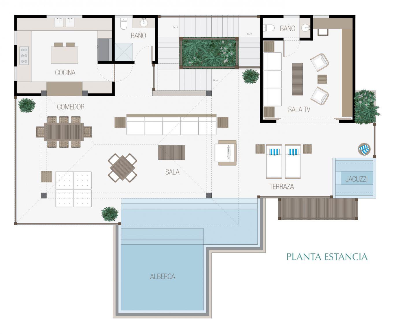 Manai, id 1519068, no 4, plano de villa 7, 290
