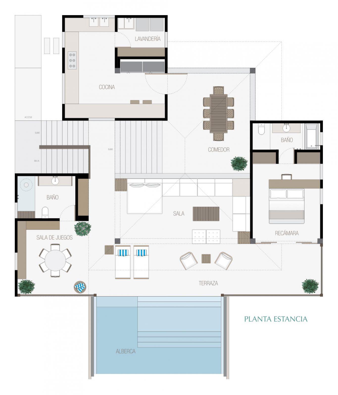 Manai, id 1519068, no 2, plano de villa 8, 288