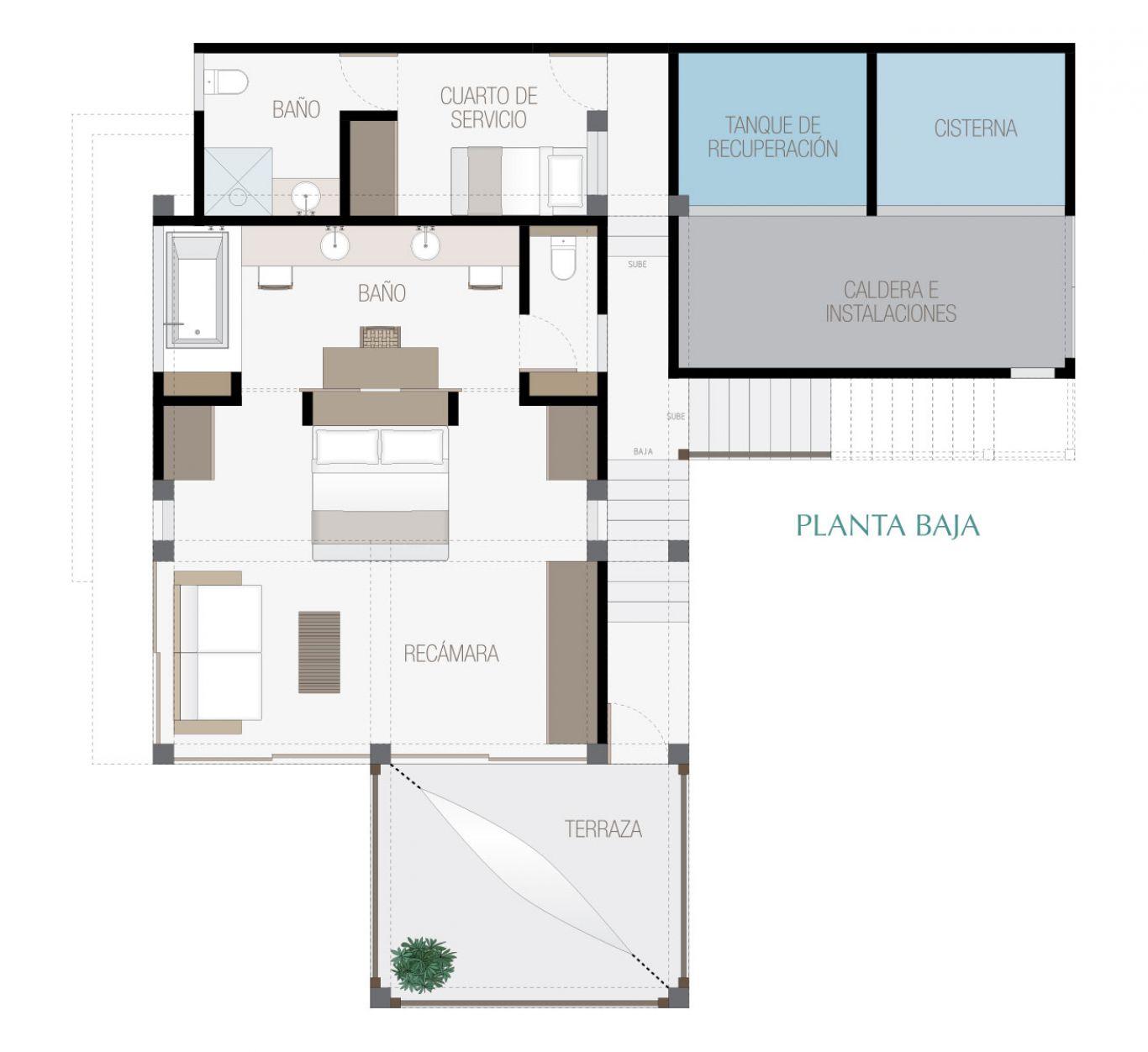 Manai, id 1519068, no 2, plano de villa 9, 302