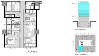 Capitolio residencial nuevo coyoacan, id 1659155, no 1, plano de a803, 547