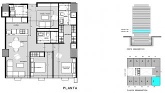 Capitolio residencial nuevo coyoacan, id 1659155, no 1, plano de c309, 559