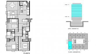 Capitolio residencial nuevo coyoacan, id 1659155, no 1, plano de d701, 561