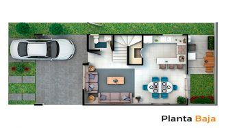 Residencial xanthe, id 11650576, no 1, plano de daye, 3492