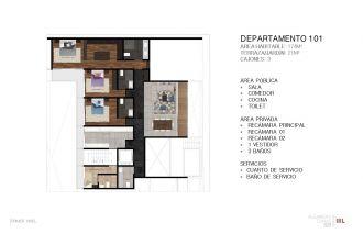 Dumas 328, id 2364171, no 1, plano de departamento 101, 771