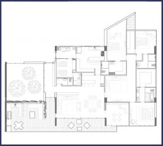 Club residencial bosques, id 1472095, no 1, plano de departamento cañada 1, 17