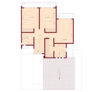 Residencial paraíso country club, id 1525184, no 1, plano de fairway, 405