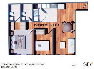 Unico roma, id 20349282, no 1, plano de fresno, 4734