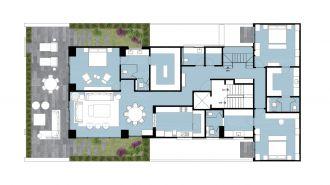 Sierra gorda, id 7598154, no 1, plano de garden house, 2296
