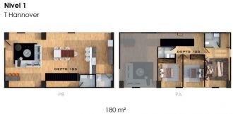 Casa roma 315, id 20115875, no 1, plano de hanover 103, 4687