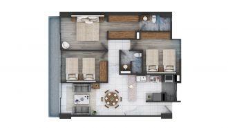 Blank living, id 8268357, no 1, plano de intrepid, 2681