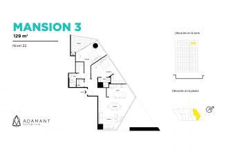 Adamant tijuana, id 1656034, no 1, plano de mansión 3, 530